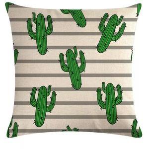 🌵Pillow case 18x18 Cushions cover Cactus